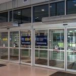 airport air door