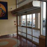 grocery store air doors