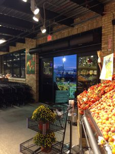 grocery air curtain