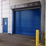food storage air curtains