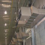 distribution centers air doors