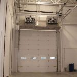 industrial doors air curtains