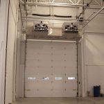 industrial doors air curtains