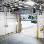 parking garage air curtains