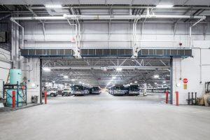 fleet management air doors