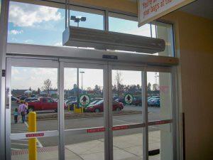 air door retail store