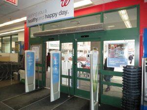 retail air door