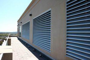 natural ventilation data storage chicago