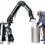 klimawent portable welding fume extractor