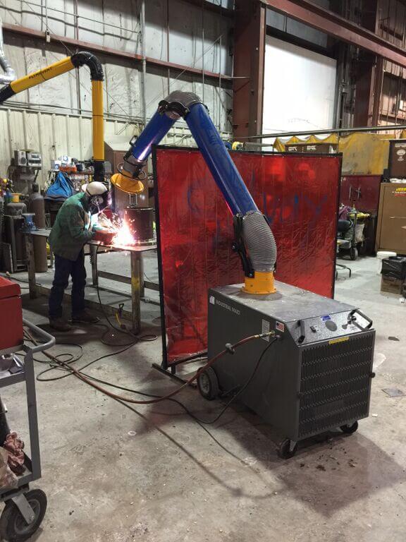 welding filtering