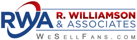 r Williams industrial fans logo