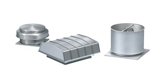 gravity ventilators