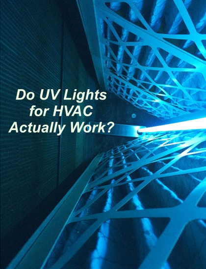 hvac uv lights