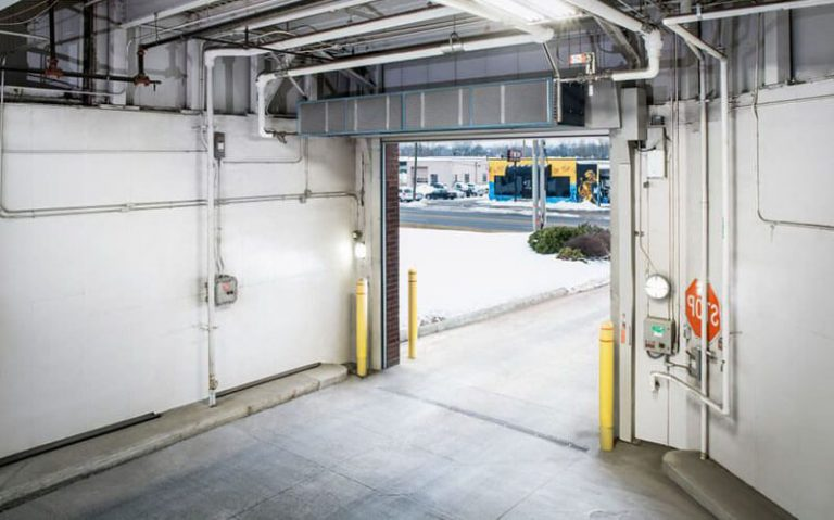 garage industry air door