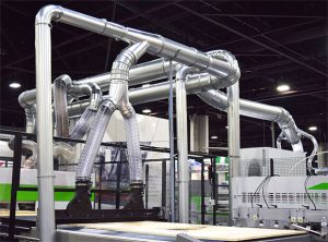 clamp ductwork