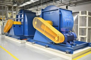 centrifugal blower fan chicago