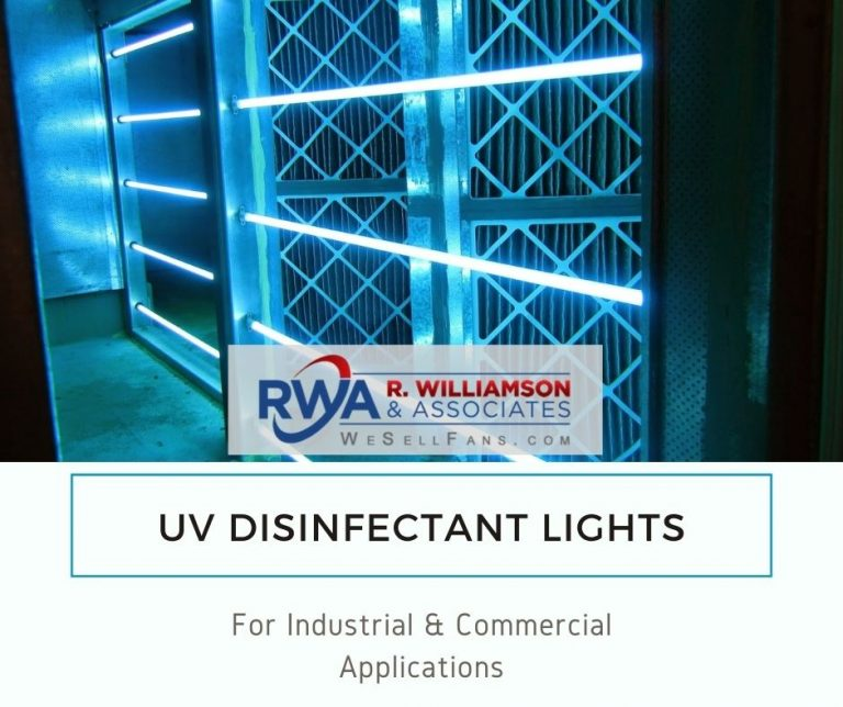 uv disinfection light Illinois