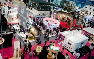 air curtains for exhibition centers